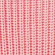 Pure Cotton Ribbed Slash Neck Jumper, FONDANT, swatch
