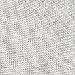 Cotton Blend V-Neck Tie Cuff Detail Jumper, SILVER GREY, swatch