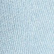 Ribbed Bubble Sleeve Round Neck Jumper, SOFT BLUE, swatch