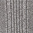 Variegated Ribbed Slash Neck Jumper, DARK GREY MIX, swatch