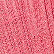 Ribbed Wrap Tie Front V-Neck Cardigan, BRIGHT PINK, swatch