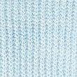 Textured Round Neck Pearl Sleeve Jumper, SOFT BLUE, swatch