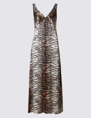 Длинное платье Harper ARCHIVE BY ALEXA T423301C