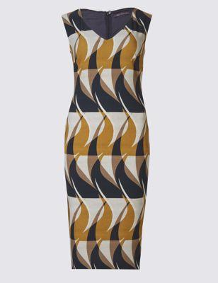 Платье-бодикон Secret Slimming™ без рукавов M&S Collection T425094
