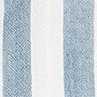 Modal Blend Striped 3/4 Sleeve Shirt, BLUE MIX, swatch