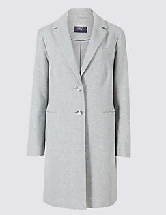 Womens Coats & Jackets | Winter Coats For Ladies | M&S IE