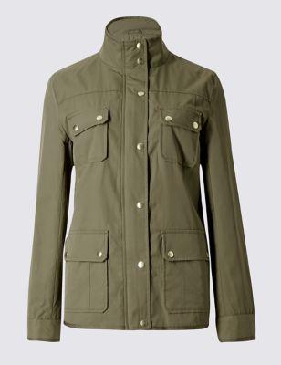 Куртка Stormwear™ с 4 карманами и воротником-воронкой
