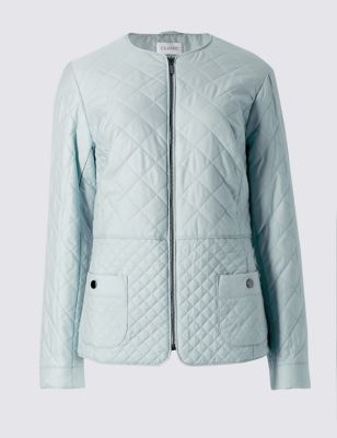 Свободная стёганая куртка Stormwear™ с комбинированным дизайном