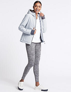 Padded Jacket with Stormwear™, SILVER GREY, catlanding