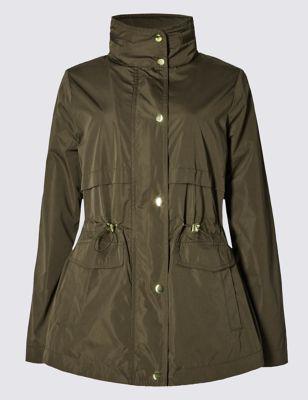 Парка Stormwear с функциональным капюшоном