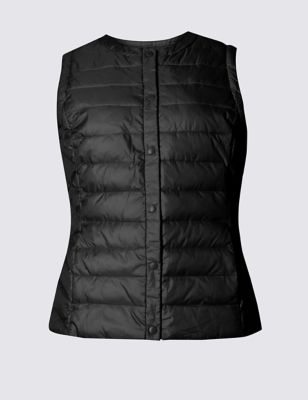 Лёгкий утеплённый жилет Stormwear™ от Marks & Spencer