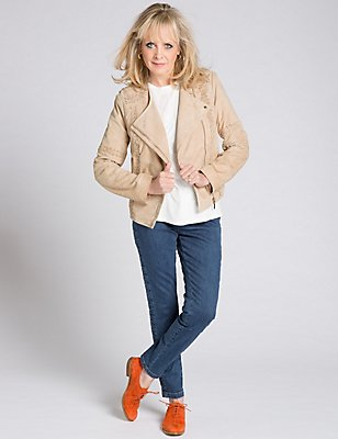 Plaited Jacket, TAN, catlanding