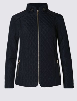 Стёганая утеплённая куртка с технологией Stormwear™