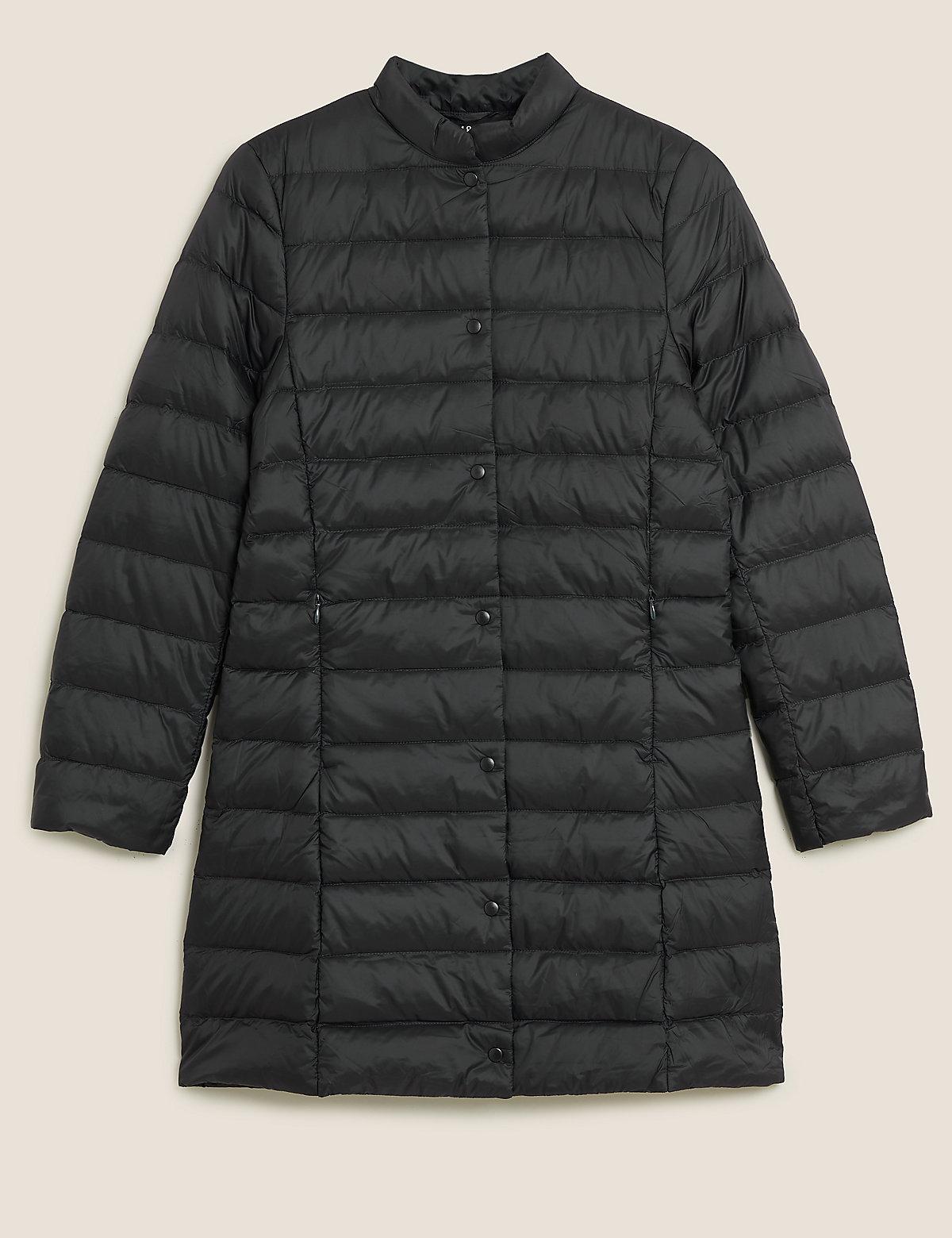 Легкая пуховая куртка Feather & Down
