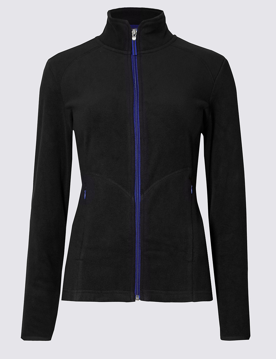 Womens Sports Jackets | Ladies Fleece & Running Jackets | M&S