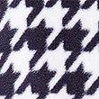 Printed Fleece Gilet, NAVY MIX, swatch