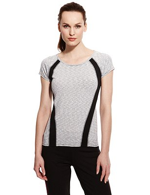 Active - Camiseta de rayas, , catlanding