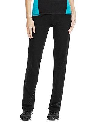 Pantalón deportivo de algodón de pata recta con StayNEW™ y tecnología Cool Comfort™, , catlanding