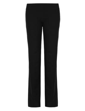 Cotton Rich Straight Leg Joggers