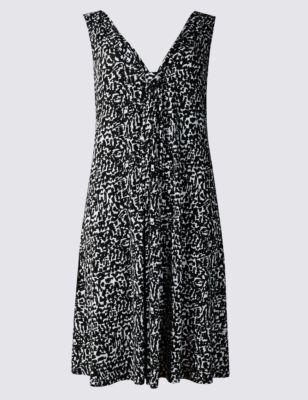 Монохромное пляжное платье Amalfi от Marks & Spencer