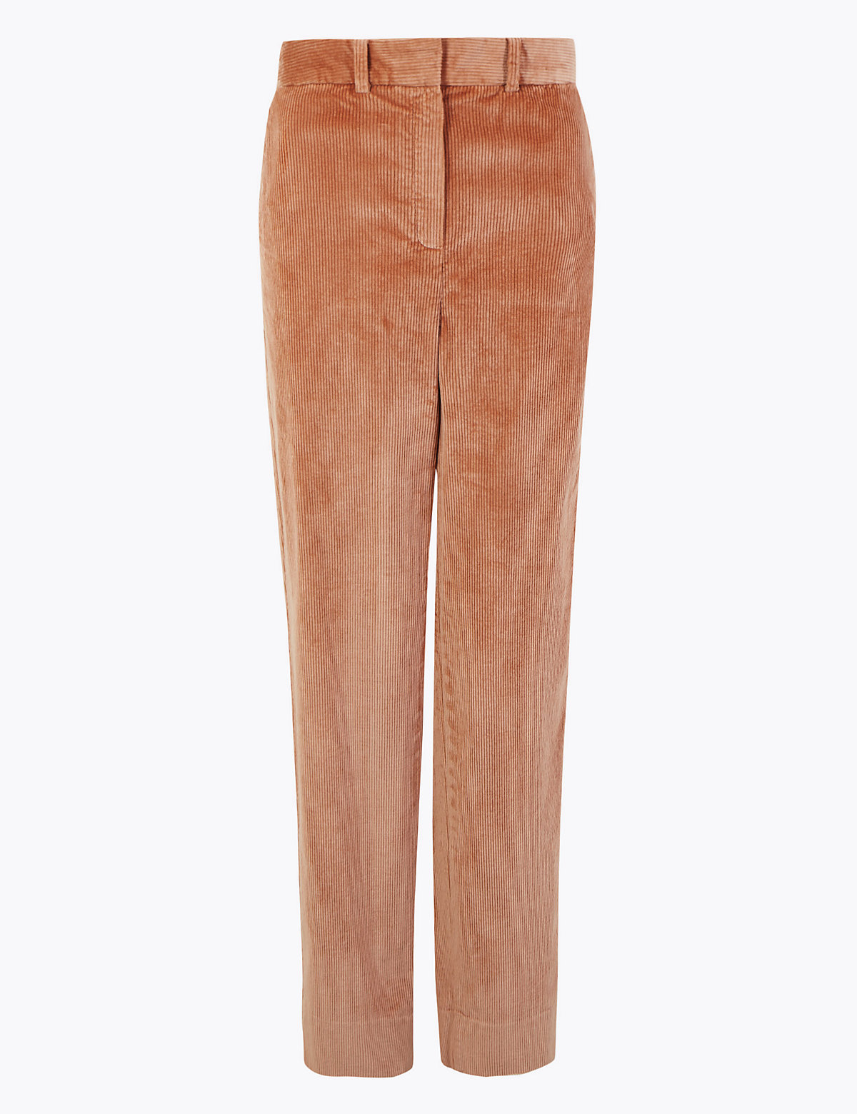 Свободные вельветовые брюки