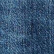 Mid Rise Cropped Straight Leg Jeans, INDIGO, swatch