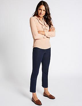 Jeans droits, INDIGO MOYEN, catlanding