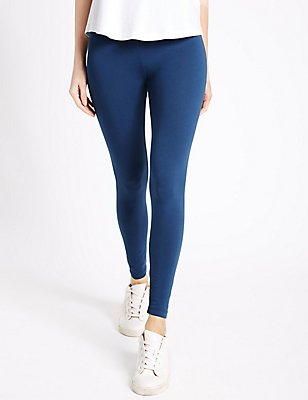 Core Leggings, BLUE, catlanding