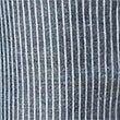 Linen Blend Ticking Striped Beach Trousers, INDIGO, swatch