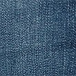 PETITE Mid Rise Ankle Straight Leg Jeans, DARK INDIGO, swatch
