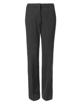 Прямые брюки  Buttonsafe™ с двумя карманами на молнии