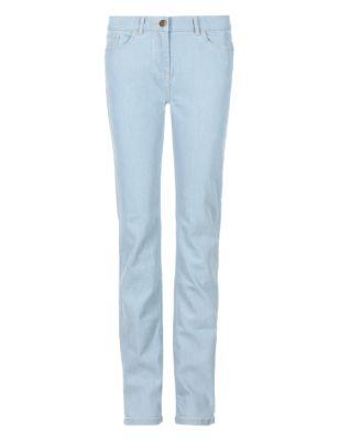 Прямые джинсы от Marks & Spencer
