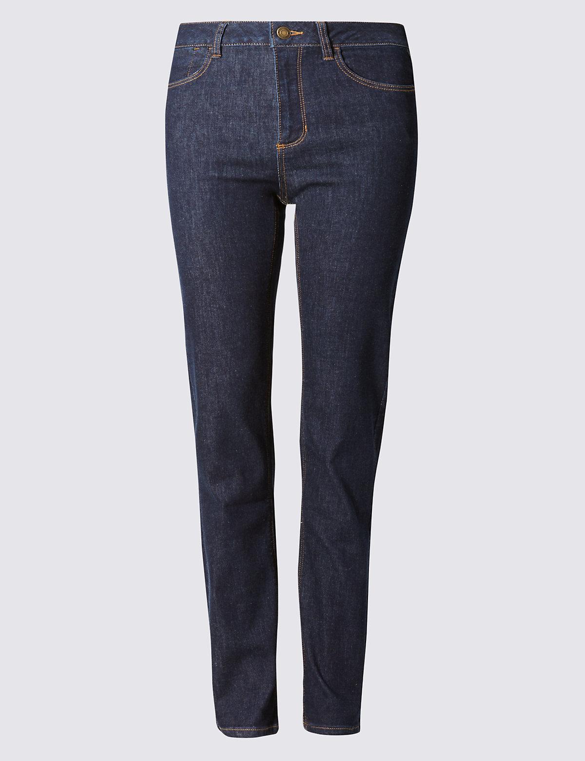 Прямые джинсы Sculpt & Lift с ретро-дизайном
