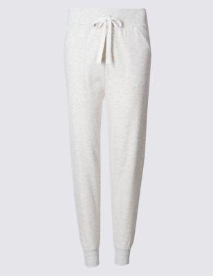 Зауженные брюки для спорта по щиколотку M&S Collection T576563