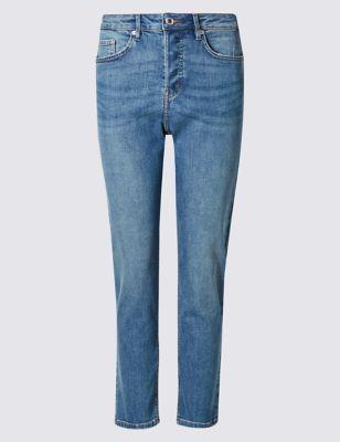 Прямые джинсы Grazer M&S Collection T576864