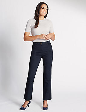 Ultimate Fit Straight Jeans, DARK INDIGO, catlanding