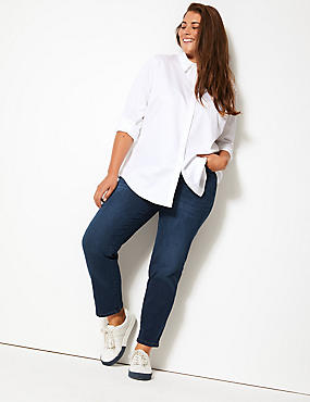 Marks and spencer womens black skinny jeans