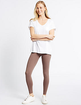 Core Leggings, TAUPE, catlanding