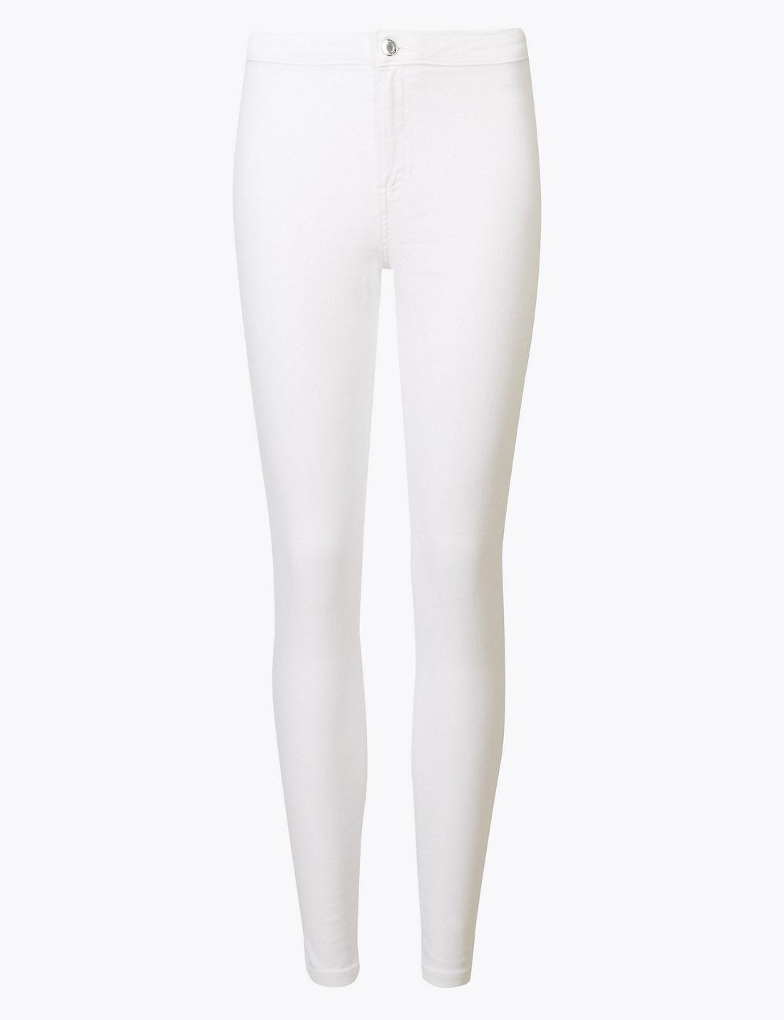 High Rise Super Skinny Jeans | M&S