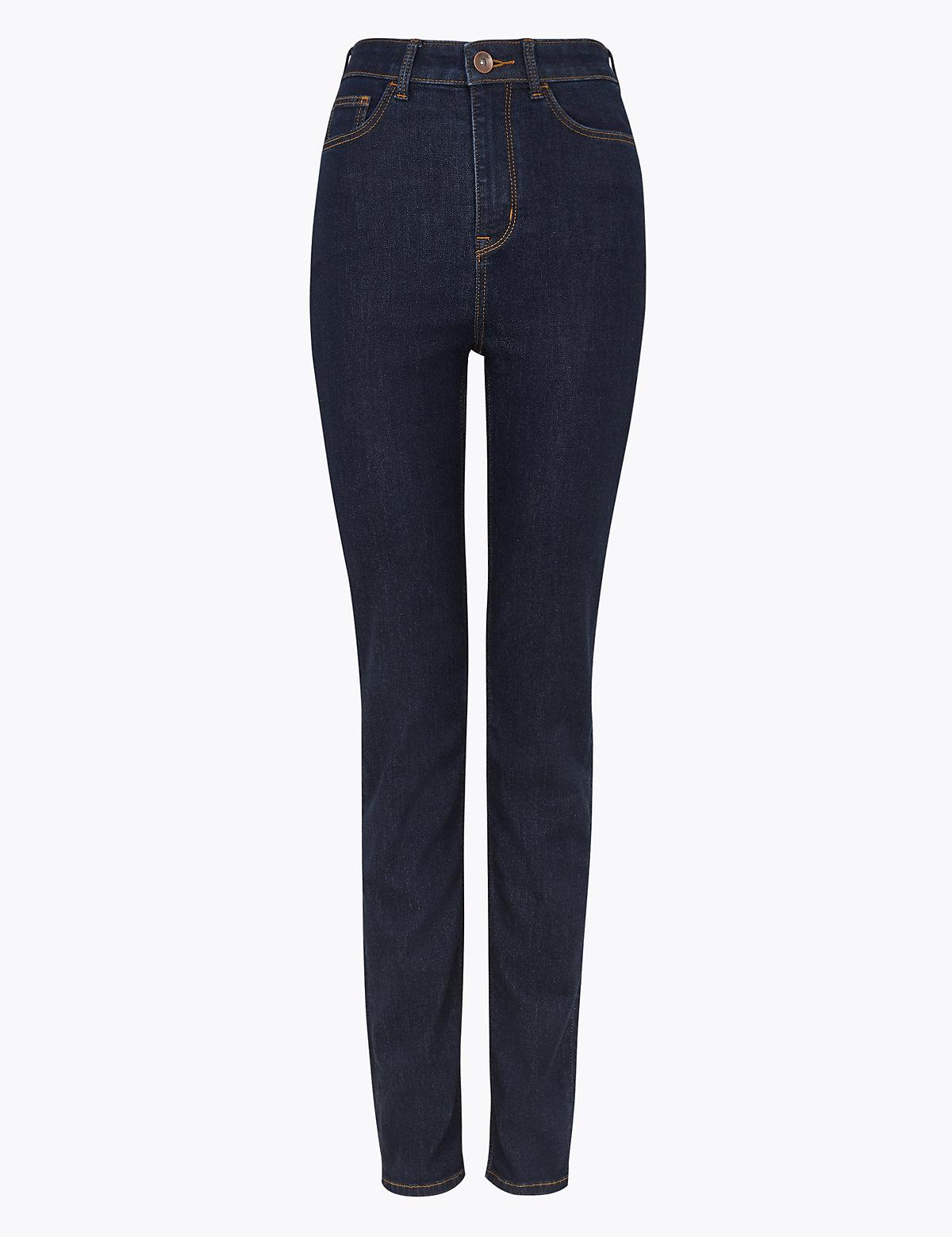 Мягкие прямые джинсы Sophia