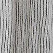 Cotton Blend Striped A-Line Midi Skirt, WHITE MIX, swatch