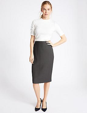 Light Grey Skirts