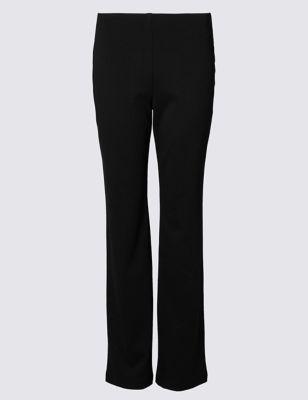 Прямые брюки классического кроя