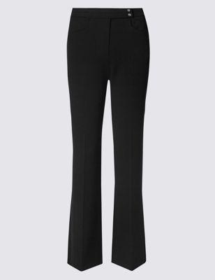 Узкие брюки бутлег с заниженной посадкой по линии талии M&S Collection T592195B