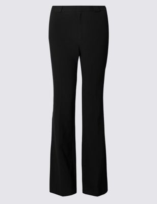 Узкие брюки буткат от Marks & Spencer