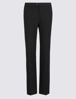 Прямые брюки с боковыми карманами и технологией Buttonsafe™