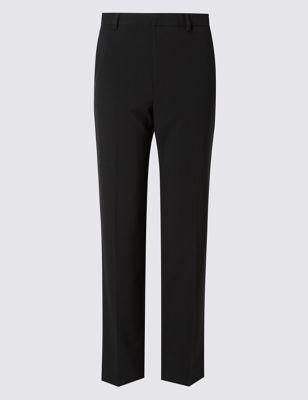 Классические прямые брюки со стрелками M&S Collection T595227T