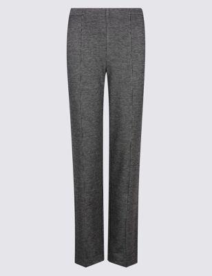 Прямые брюки Design Ponte