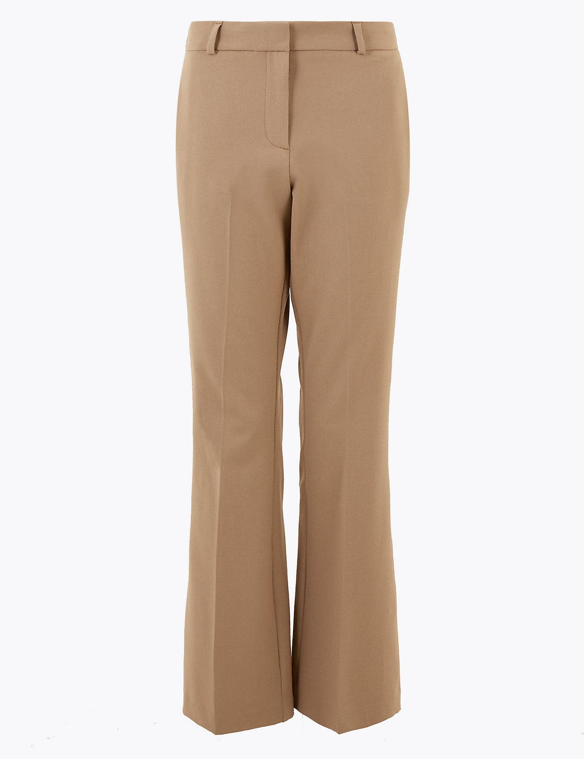 Укороченные брюки Boot Cut