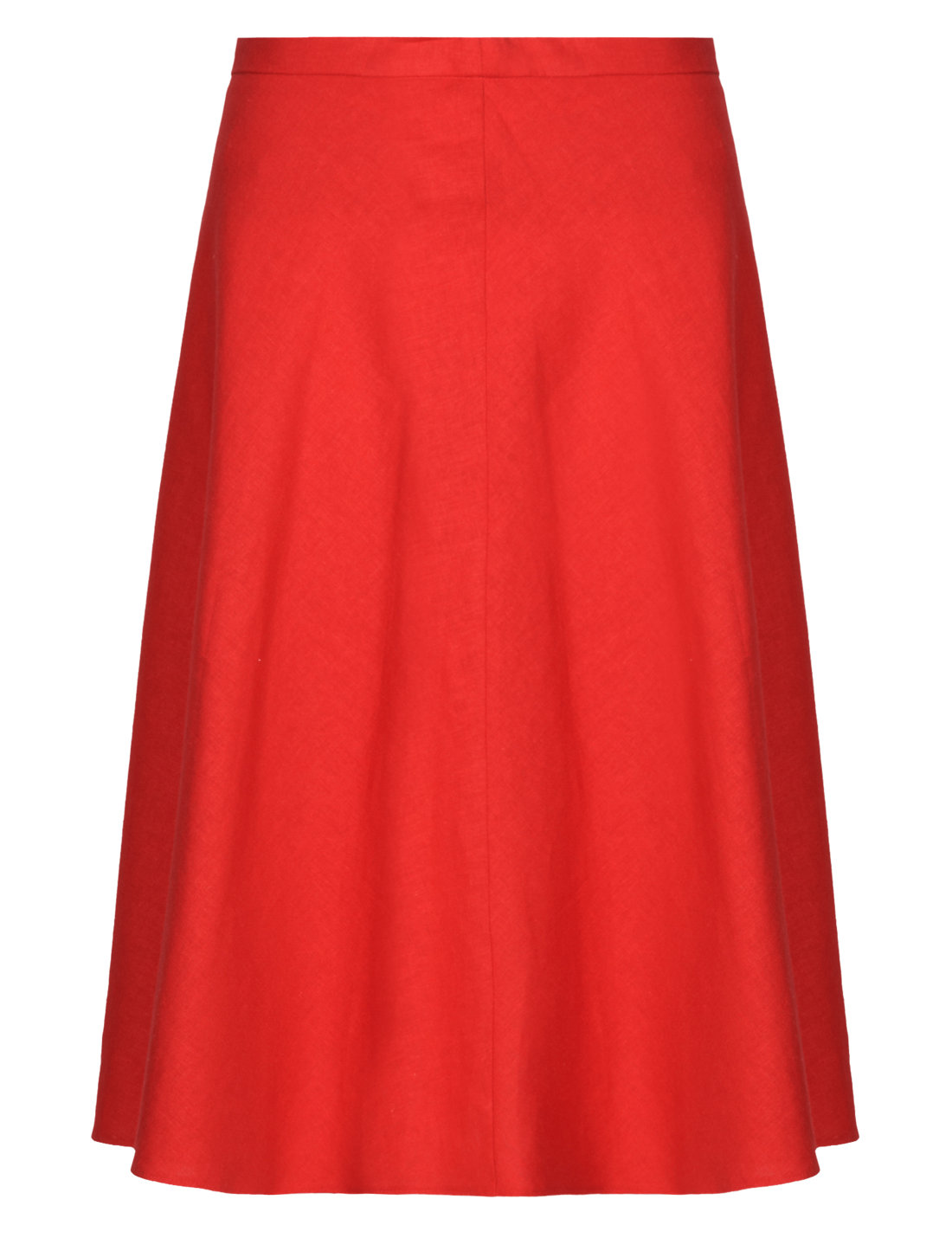 Panelled Knee Length A-Line Skirt | M&S